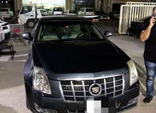 سيارة كاديلاك 2013 نظيفة جدا