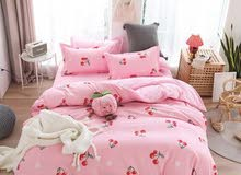 Bed sheet and comforter stiching Korean quality price 10 bd Delivry charges 2bd per order