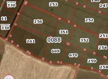 ارض  5006 متر مربع للبيع في حسبان