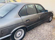 Gasoline Fuel/Power   BMW 535 1988