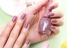 b. O nail lacquer مناكير