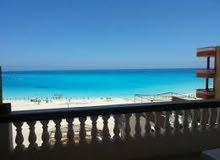 شقق للبيع بشاطئ روميل بجوار فندق راضى هاى لوكس قريبة جدا من البحر و باسعار مميزة تبداء من 210 الف