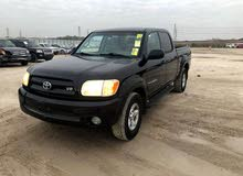Toyota Tundra car is available for sale, the car is in Used condition