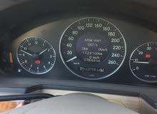 Blue Mercedes Benz E 200 2003 for sale