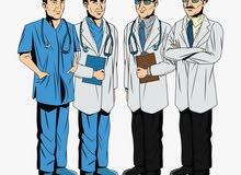 مطلوب أطباء للعمل في الخارج جميع التخصصات