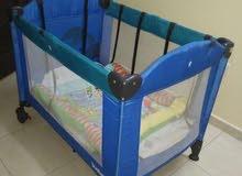 سرير اطفال جونيور مع مرتبة. child bed with mattress