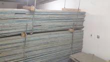 خشب مقاولات للبيع
