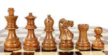شطرنج خشب استنتون اصلى