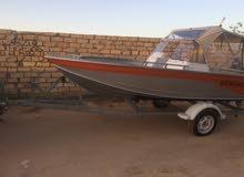 قارب زنقاطة نضيف