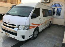 Manual 2017 Hiace for rent