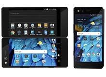 ZTE Axon dual screen  malti  tasking with new screen protection.