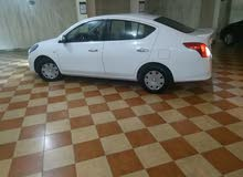 White Nissan Sunny 2015 for sale