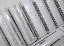 بيع جميع انواع المكيفات الا سبليت المستعملة والشباك مع التركيب 0538919321