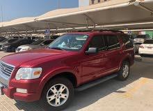 Ford Explorer Excellent Condition 2010 XLT Full Option