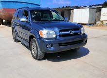 Blue Toyota Sequoia 2007 for sale