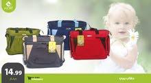 Baby bag حقيبة لاستخدمات متعددة