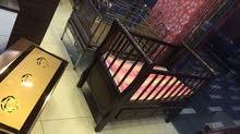 سرير اطفال زان محلي