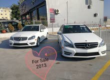 Mercedes C-2013-new-fully loaded