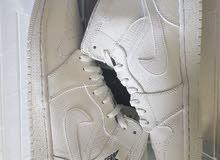 Nike Air Jordan 1 Triple White (Size 11/45)