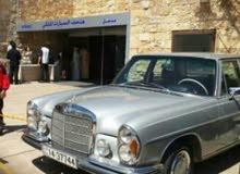 Gasoline Fuel/Power   Mercedes Benz S 280 Older than 1970