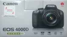 New camera available for sale at a very good price