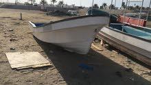 قارب للبيع 22 قدم مكينه 40