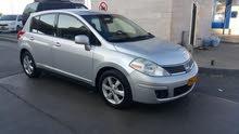للبيع فيرسا 2009 1800cc  بحاله طيبه