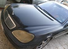 ميرسيدس فياقرا 2002 للبيع