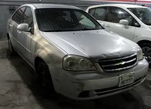 Chevrolet Optra 2008 For sale - Silver color