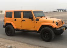 Automatic Jeep 2012 for sale - Used - Seeb city