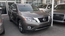 2013 Nissan pathfinder full options Gulf Specs