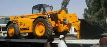 537-13.5m boom loader 2002,,for sale in good condition