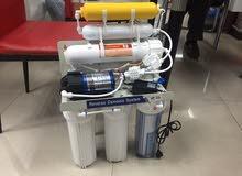 لتنقية المياة فلتر الماء الصيني بامتياز امريكي صنف اول 6 مراحل