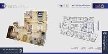 شقة مميزة للبيع في مسقط الطابق الارضي الى السطح مساحتها 140.81متر