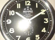 ساعة المانيه قديمه