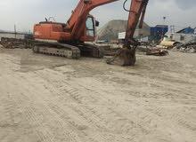 أعمال الحفر وتوريد الرمال