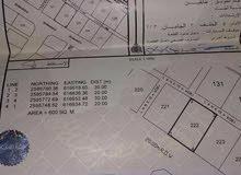 ارض سكنية بولاية بدبد السيح الاحمر مربع 9