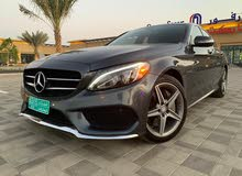 For sale 2015 Turquoise C 300