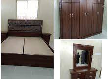 غرف نوم جاهزة بسعر 1700ريال
