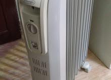 مدفئة كهربائية مستعملة بحالة جيدة 2000 وات