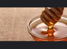 للبيع عسل سدر باكستاني طبيعيfor sale natural Buckthorn honeyويوجد عسل أزهار