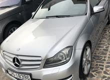 Automatic Silver Mercedes Benz 2013 for sale