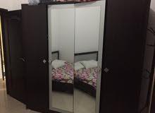 1-غرفه كامله للبيع  بحاله ممتازه ب 1000 درهم كامل