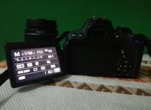 كاميرا كانون 700D جديدة جداااا