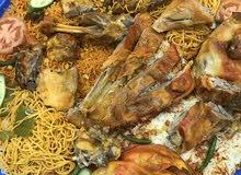 مطعم مندي الحجاز طبخ ذبائح  دجاج كويتي ذبح يومي تيس عربي 24718666تليفون