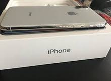 I PHONE X 64GB  للبيع  بالصك