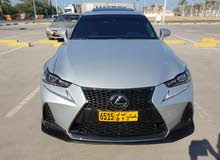 2017 Used IS with Automatic transmission is available for sale
