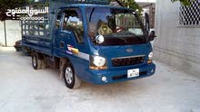 Diesel Fuel/Power car for rent - Kia Bongo 2002