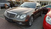 Mercedes E550 full options low mileage 2008