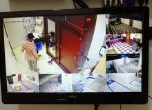 بيع وتركيب كاميرات المراقبة cctv camera hikvision